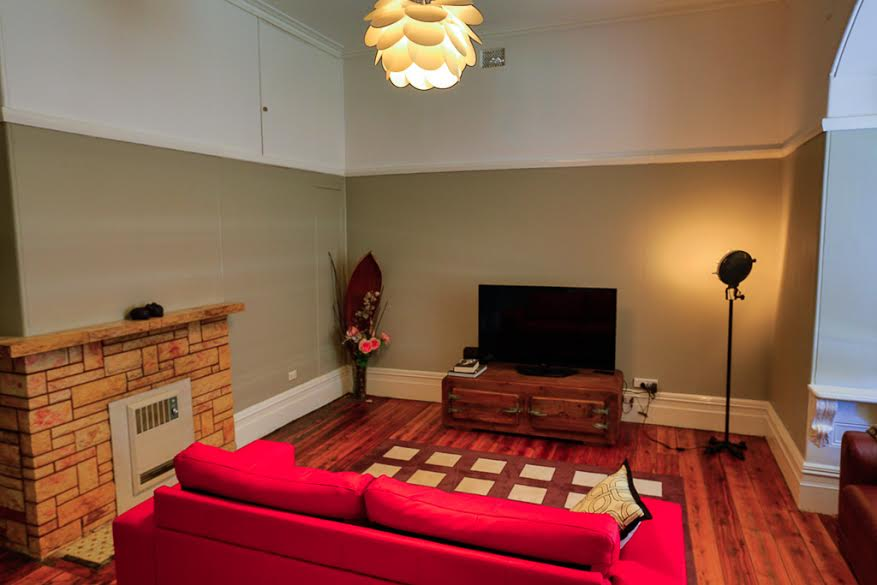 Apartment One Lounge room